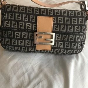 Authentic Fendi should Bag